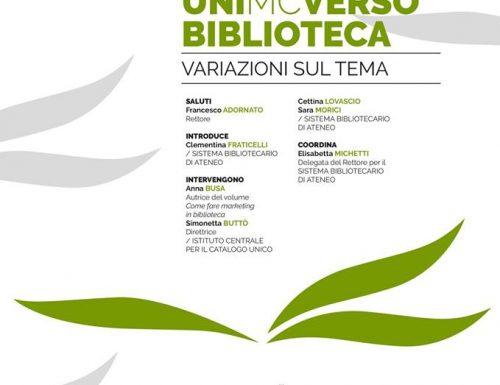 Università di Macerata: l'incontro con l'umanesimo che innova