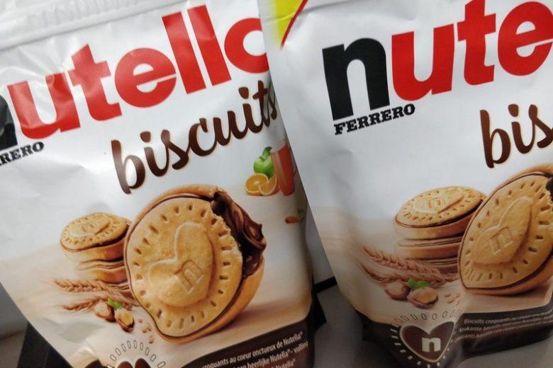 Nutella biscuits, biscotti, crema e branding (loyalty e awareness)