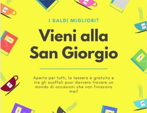Comunicare la biblioteca e il suo patrimonio (nei social): la San Giorgio (Pt)