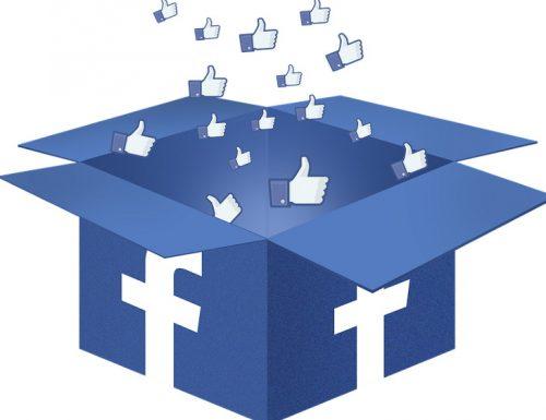 Programmare i post della pagina Facebook della biblioteca.