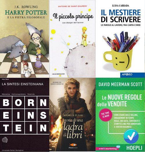 7 libri per 7 giorni per 7 amici: oltre i 7 post di Facebook